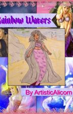 Rainbow Waters Book One: Violet Waves by ArtisticAlicorn