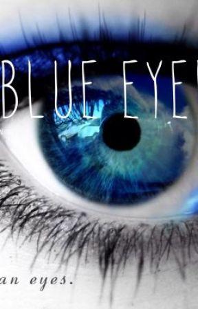 Blue Eyed by MeganMSturgill