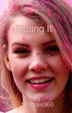 Fighting it by EllieGura