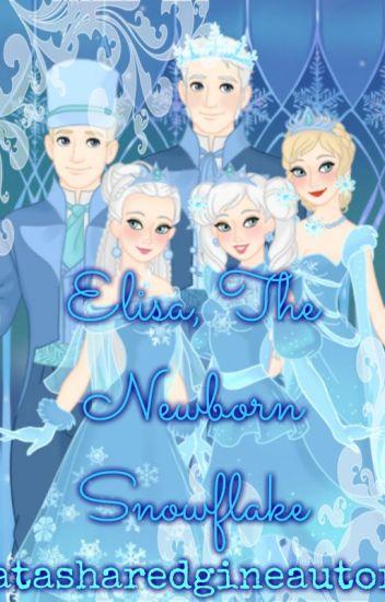 Elisa, The Newborn Snowflake