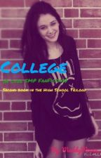 College (A Cube SMP FanFiction) Second book in the High School Trilogy -Completed- by MaddyMoose_