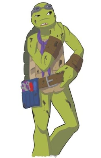 Tmnt Donnie Hard Worker Theamazingduck Wattpad