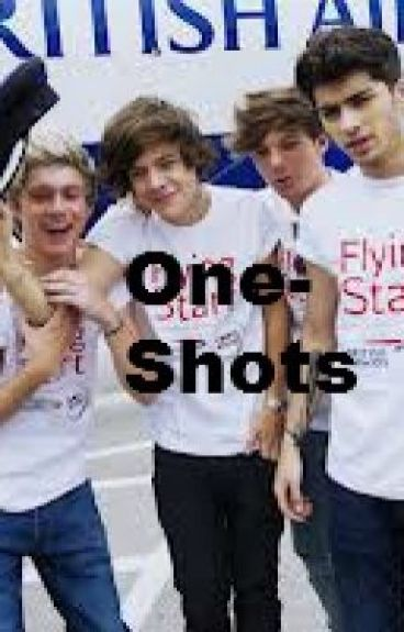 One Direction (One-Shots) by iAmKatie
