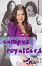 Campus Royalties ♕ \ JulQuen & KathNiel / by yuriseobang