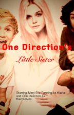 One Direction's Little Sister by 1Dinfinity13