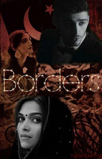 Borders || Zayn Malik AU #MissionDesi