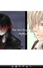 The vampire bad boys and me by blaire1