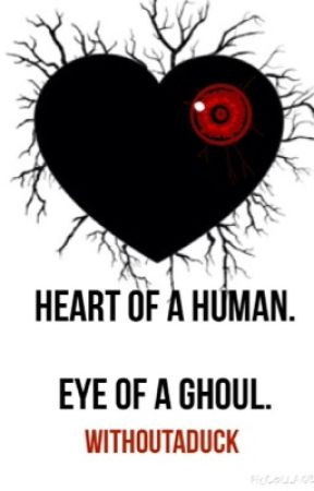 Heart of a human. Eye of a ghoul. (Tokyo ghoul/ various x reader :P) by withoutaduck