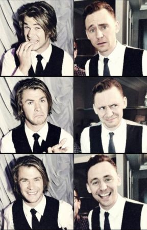Chris Hemsworth and Tom Hiddleston Imagines - Broken Hearted