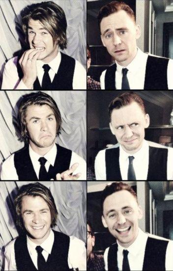 Chris Hemsworth and Tom Hiddleston Imagines - Phoebe - Wattpad