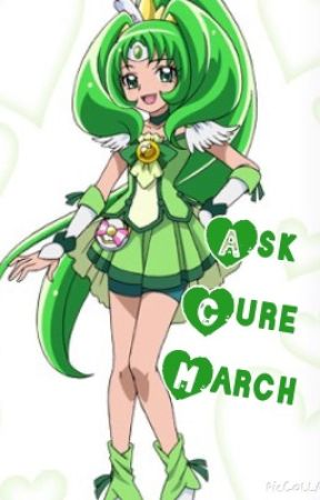 Ask Cure March ✰ by Ask_Smile_Precure