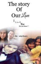 The story of our love by maystories__