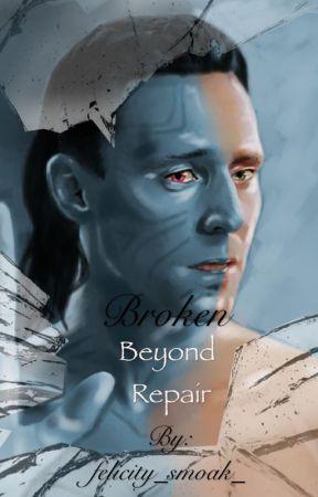 Broken Beyond Repair by felicity_smoak_