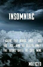 insomniac // poems by mALICEd
