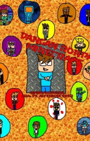 Dangan Ronpa Minecraft by De_AlterSorcerer