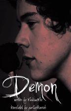 Demon // [Harry Styles AU] Tłumaczenie by perfectharreh
