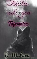 Biała wilczyca by DWLara