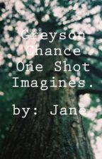 Greyson Chance - One Shots by ItsJanina