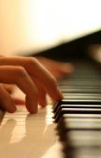 La fille au piano. by Adamsienne_et_fiere