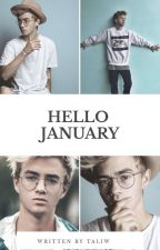 Hello January (En Correction) by Emma_Grier_Horan