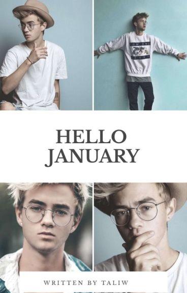 Hello January (En Correction)