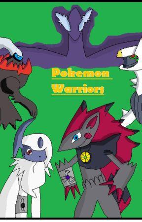 Pokemon Warriors by Bagon6