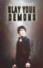 Slay your demons | Bellamy Blake by iwriteyourname