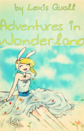 Adventures in Wonderland [Alice in Wonderland/Adventure Time Cross-over] by KittehVader