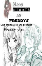 Five Night's At Freddy's ( Tu y Freddy ) by mycrazyboys2