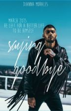 saying goodbye | a letter to zayn malik by thediannamorales