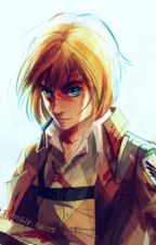 With Armin by senpeichou