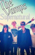 The Vamps Supernatural by Nina_Dobrev