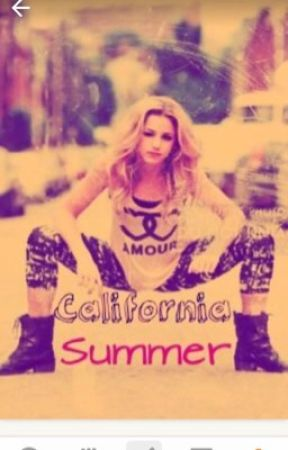 California Summer||||cosh fanfic by cosh4liife