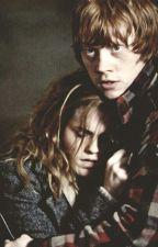 Pase lo que pase aqui estaré (Ron Weasley y Tú)  by KatherineMazariegos