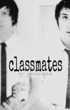 Classmates - Phan by gonercass