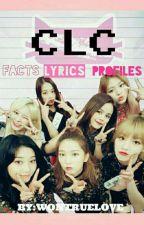 CLC (Crystal Clear) Profiles, Facts & Lyrics by WONTRUELOVE