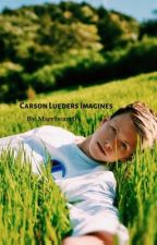 Carson Lueders Imagines by mgluehope01