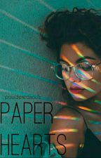 Paper Hearts by powderedsouls