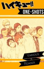 Haikyuu! One-shots [Various X Reader] by Katsuko-chan