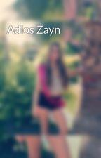 Adios Zayn by evilgoddess23