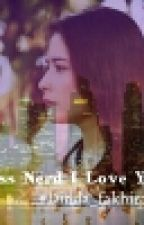 [COMPLETED] Miss Nerd I Love U by DindaSyraMentari