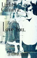 Lights, Camera, I Love You (Andrew Garfield-Emma Stone Fanfiction) by SensitiveNugget