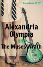 Alexandria Olympia and The Muses Wrath by RubixCube89201