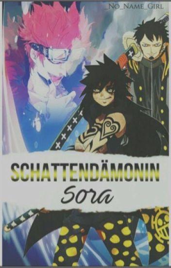 Schattendämonin Sora (One Piece FF)