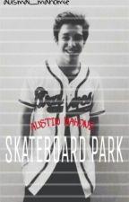 Skateboard Park by ausmai_mahomie