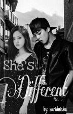 She's Different by _suridnisha