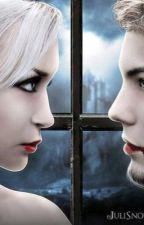 La cacciatrice e il vampiro by Deeneris