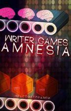 Writer Games: Amnesia by WelcomeToPanem