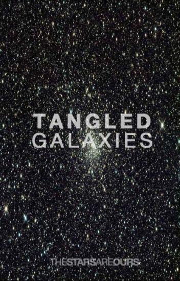 TANGLED   GALAXIES   matty healy