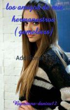 LOS AMIGOS DE MIS HERMANASTROS Gemeliers by aitanaom12